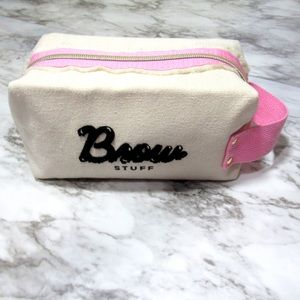 Benefit Brow Stuff Cosmetic Bag